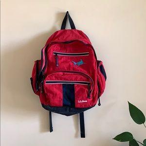 L.L Bean Backpack